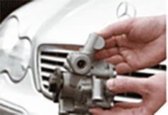 Насосы гидроусилителя рулевого управления Kayaba теперь и для Mercedes-Benz