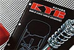 Новый расширенный каталог Kayaba