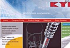 Обновление Веб-сайта Kayaba Europe