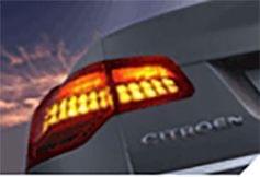 KYB поставляет компании CITROEN амортизаторы для нового автомобиля CITROEN C5