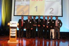 Group Auto Union International назвала компанию KYB Europe лучшим поставщиком года