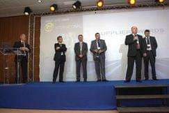 Премия «Поставщик Года» от Group Auto Union International: компания KYB была награждена серебряной медалью.