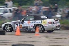 Победа компании «Япония Авто» в кольцевых гонках!