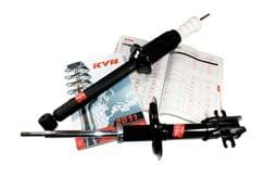 Новый каталог амортизаторов KYB 2011