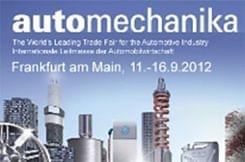 KYB примет участие в выставке Автомеханика во Франкфурте