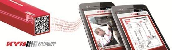 KYB запустила новый инструмент технической поддержки - проект QR-код