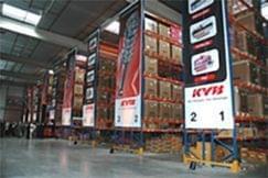 Открытие компании «КУБ Евразия» и склада в Москве