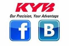 KYB теперь в Facebook и ВКОНТАКТЕ!