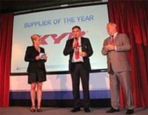 Компания KYB награждена высшей премией от Group Auto International
