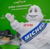 Сотрудничество KYB и Michelin