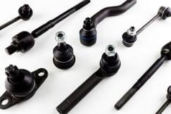 Детали подвески и рулевого управления от KYB